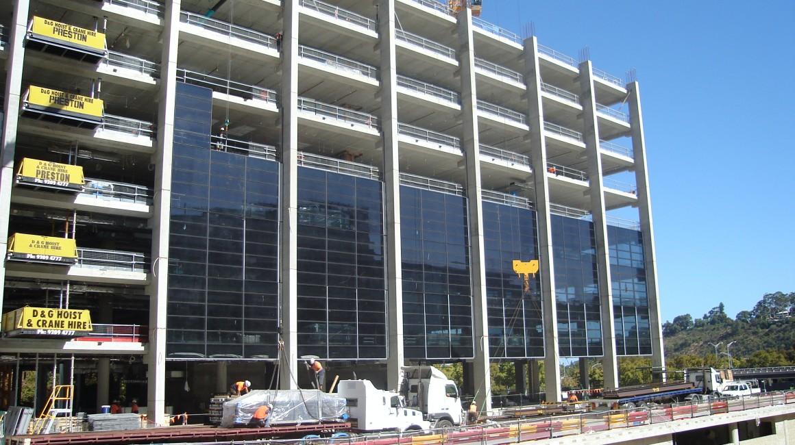 Rigging Perth, Precast Concrete Erection WA, Structural