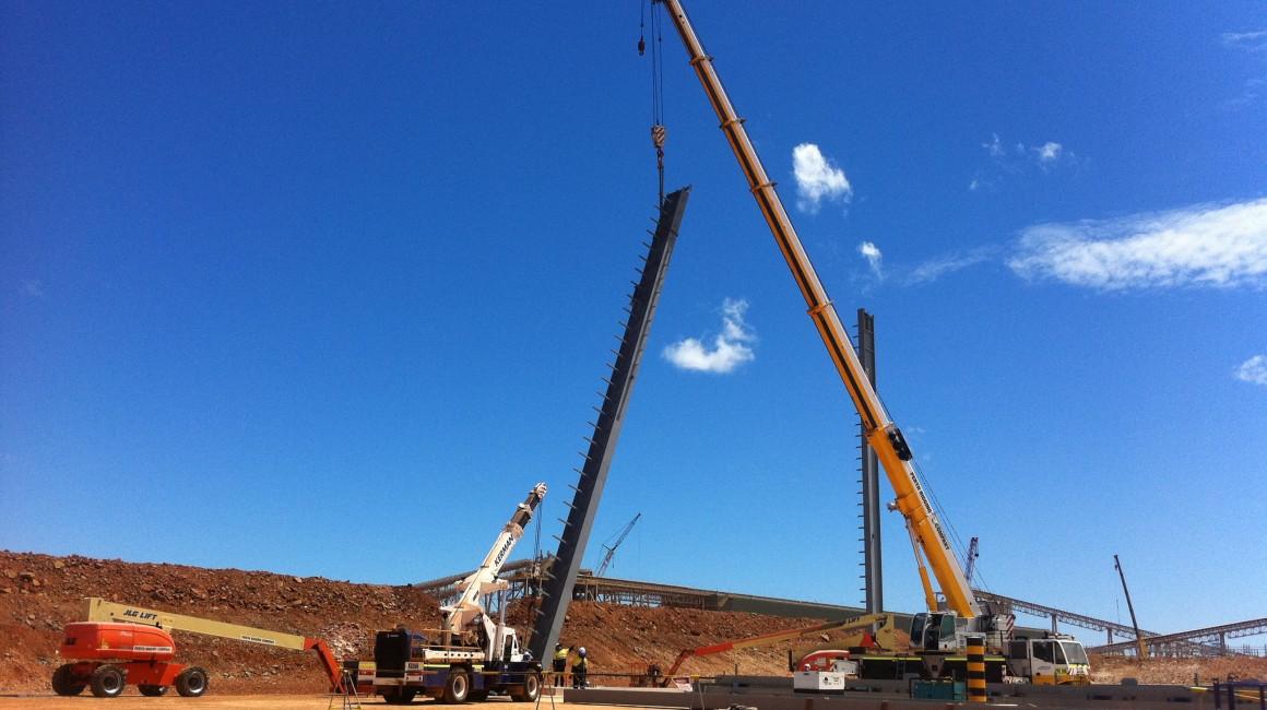 Sino Iron, Cape Preston | Perth Rigging Company